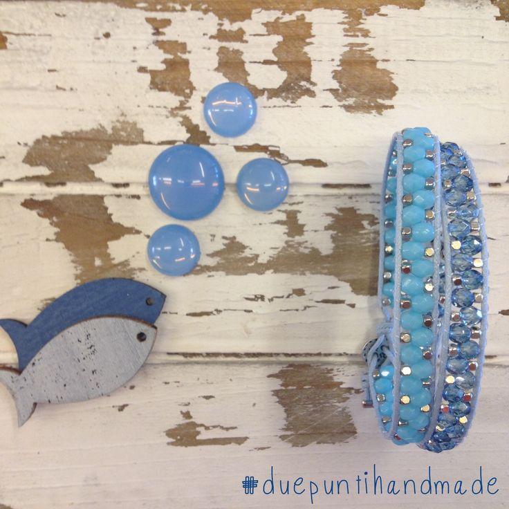 #duepuntihandmade #bracelets #summer #diy #handmade