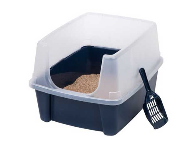 Guide The Best Type Of Litter Box For Your Fussy Cat Best Litter Box Litter Box Litter Pan