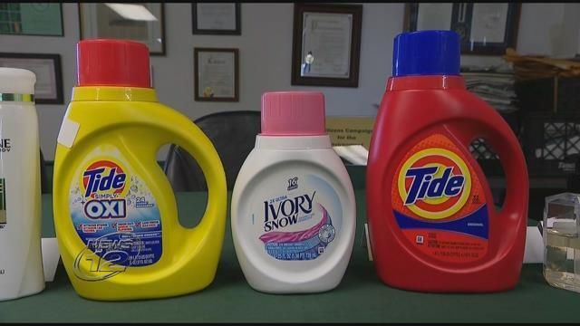 Tests Find Likely Carcinogen In Common Household Cleaners Household Cleaners Household Carcinogen