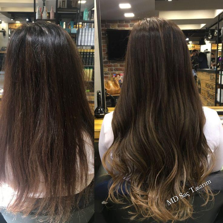 Duzeltmece 🛠🔨#ombre #izmir #kuaför #hair #ombrehair #saç #kuaförde #goztepe #kucukyali #hairstyle #hairstyles #hairdo #instahair #hairtransformation #instagood #lovehair #mdsactasarim @mdmetindemir