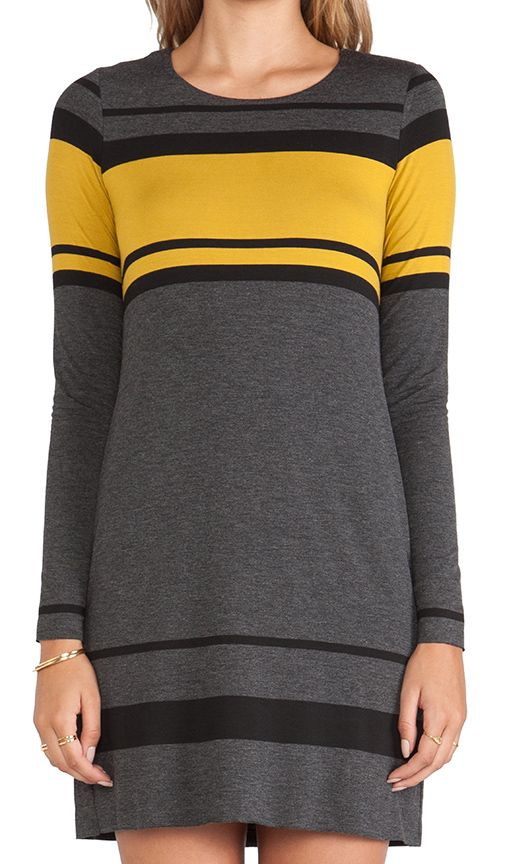 Cute color blocked dress for fall http://rstyle.me/n/p8t7mnyg6