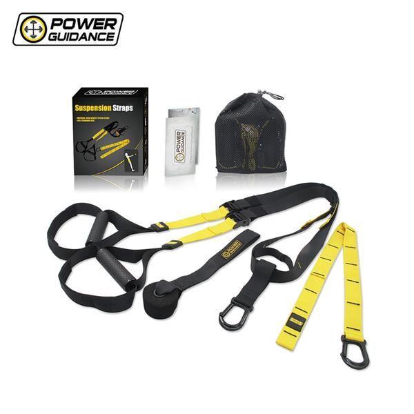 Adjustable Crossfit Fitness Suspension straps Resistance Bands For Hanging Training Exercise Home trainer Sport Gym workout Sets