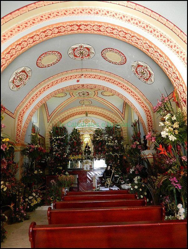 Templo San Diego de Alcalá,San Diego Buenavista,Huejotcongo,Estado de Puebla,México