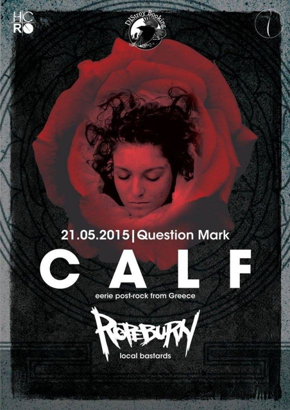 Concert Calf si Ropeburn in Question Mark