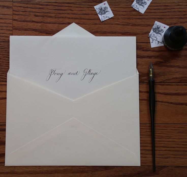 Wedding Invitation Address Etiquette: Best 25+ Addressing Wedding Invitations Ideas Only On