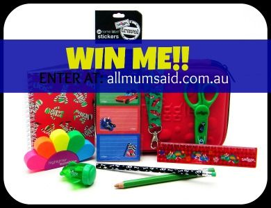 Smiggle Back to School + GIVEAWAY - All Mum Said http://allmumsaid.com.au/2015/01/smiggle-back-to-school-giveaway.html