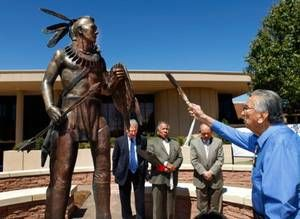 Oklahoma City University dedicates Chickasaw Gardens