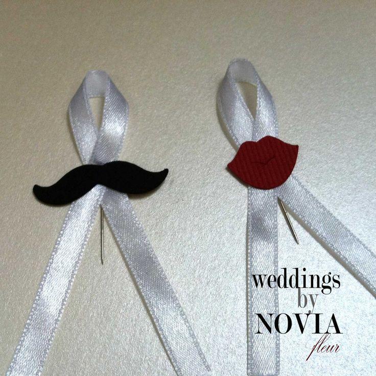 Svatební vývazky - Pan&Paní Opět něco jiného :) Budete mít na svatbě hosty, kteří rozumí legraci? Pořiďte jim netradiční svatební vývazky s PUSINKOU pro DÁMY :) A KNÍRKEM pro PÁNY :) Cena za 10 ks