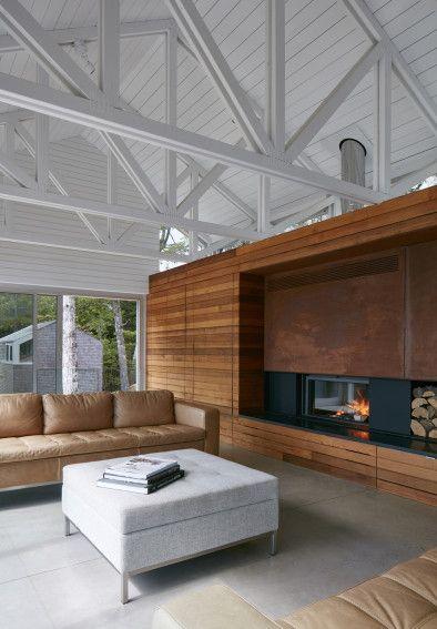 Mirror Point Cottage | Custom Home Magazine | MacKay-Lyons Sweetapple Architects Limited, Annapolis, Nova Scotia, Canada, Single Family