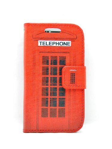 Samsung Galaxy S3 Mini i8190 Red London Telephone Box Printed PU Leather Purse Wallet Case With Credit Bank Charge Card Slots And Screen Protector Accessories Smartphone Mobile Phone Cover Justin Case http://www.amazon.co.uk/dp/B00ICJ34B8/ref=cm_sw_r_pi_dp_IOgJub078ZPGG
