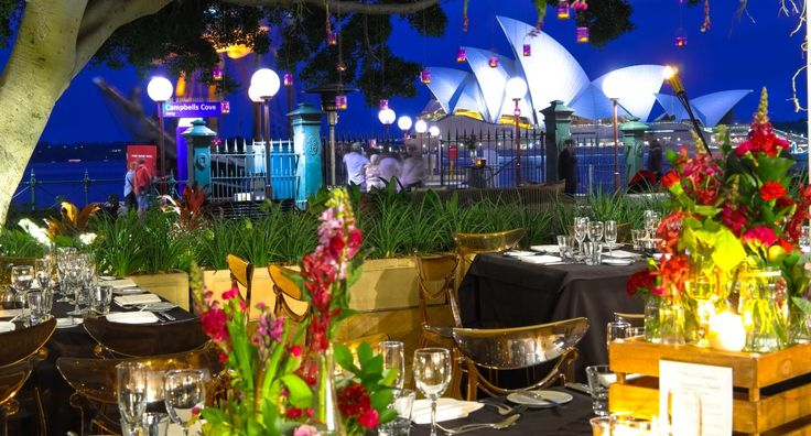 Sydney  Wedding Receptions: Italian Village (13) - Sydney, Australia.