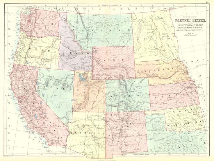 Best Nebraska Images On Pinterest Nebraska Globes And Kansas - Map of northern wyoming