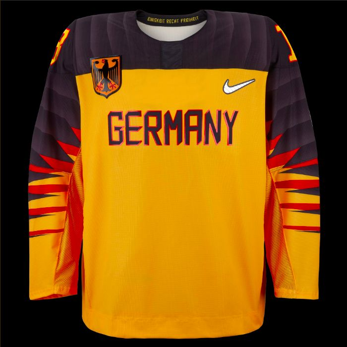 German Olympic Team Logo | Reviewing the Olympic Hockey Jerseys | Zone Coverage - Cold Omaha