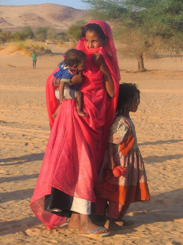 Beauty in Mauritania - A different perspective