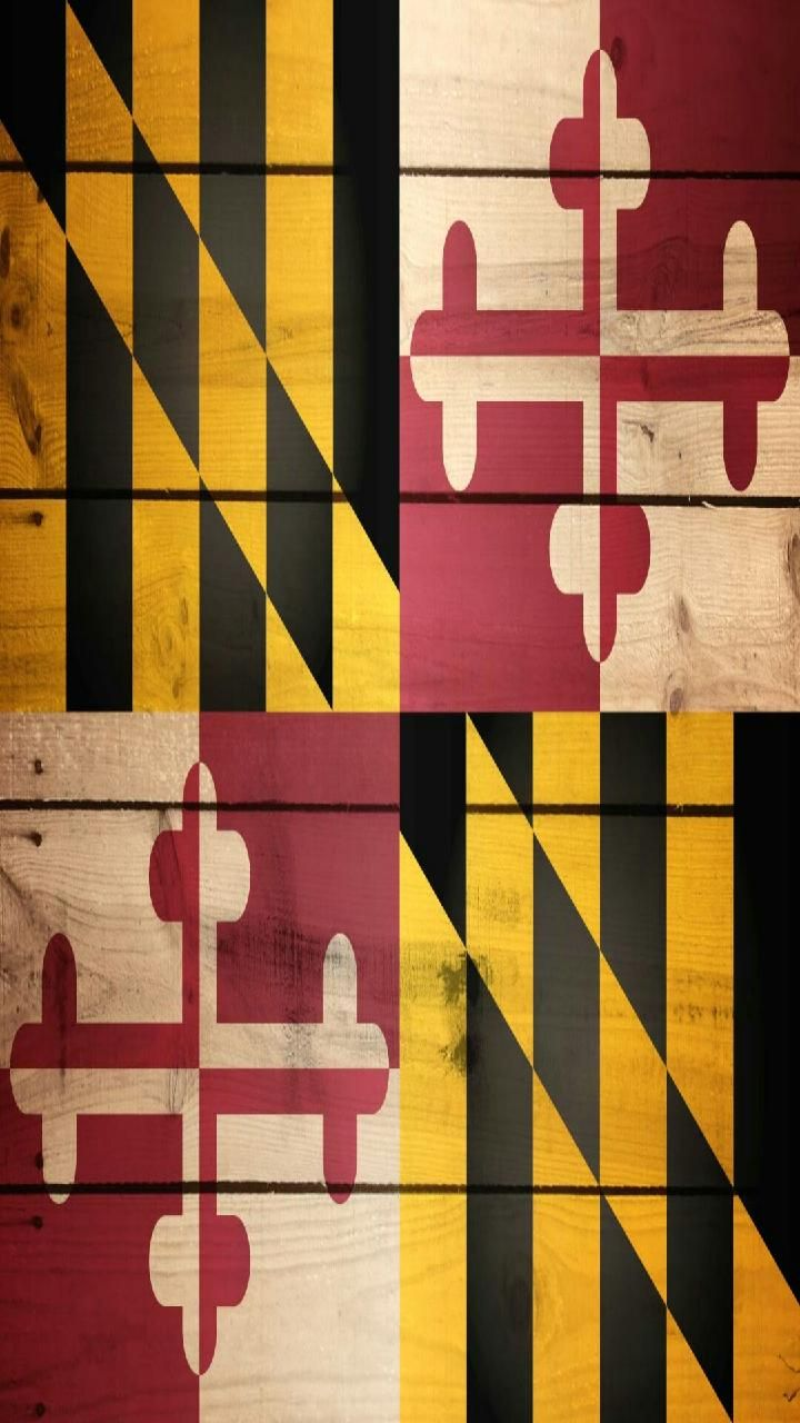 Download Maryland State Flag Wallpaper By Ajvstheworld Now Browse Millions Of Popular Flag Wallpapers And Ringtones On Maryland Flag Flag Painting State Flags