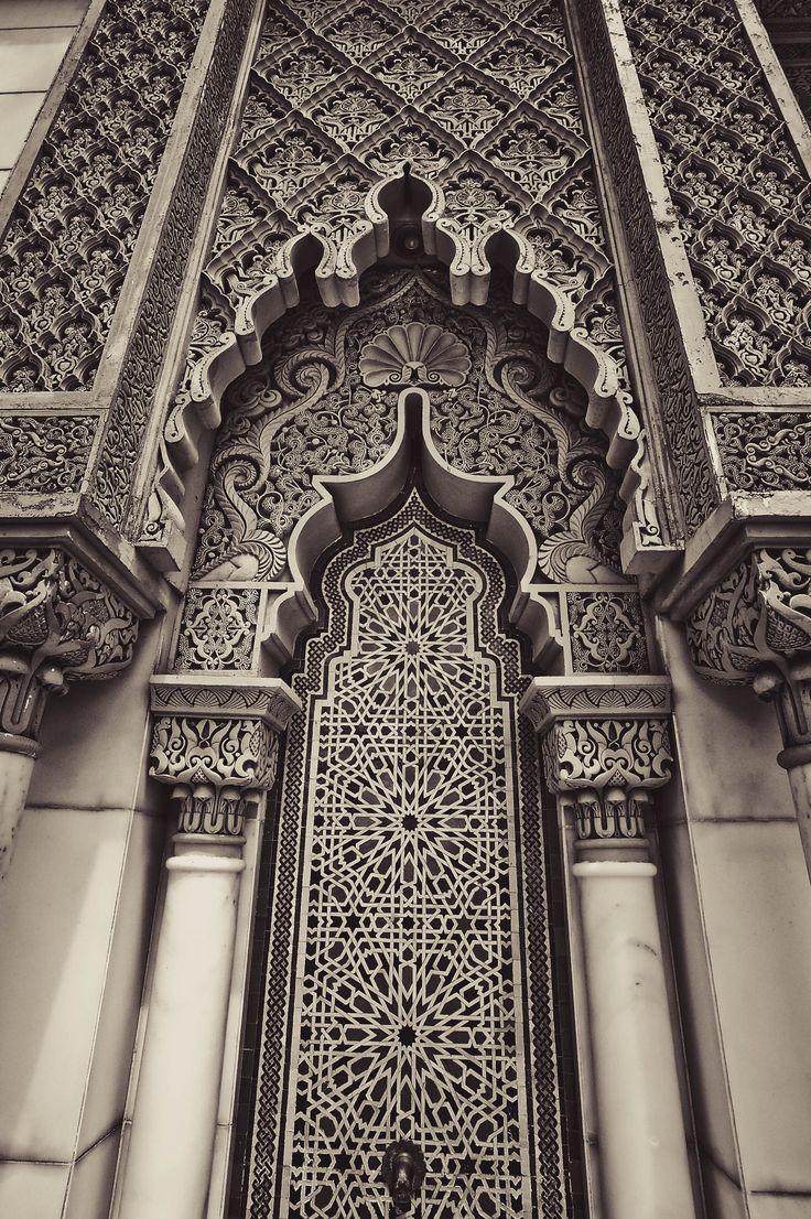 The Moroccan Pavilion at Putrajaya, Malaysia