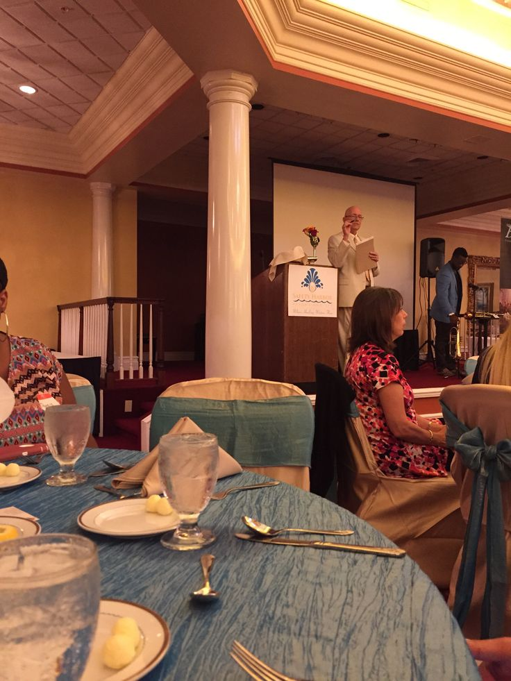 Here at the Catering & Event Experts Networking Rally at the safety harbor spa and resort.