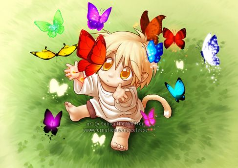 The Magic of Butterflies by celesse on DeviantArt