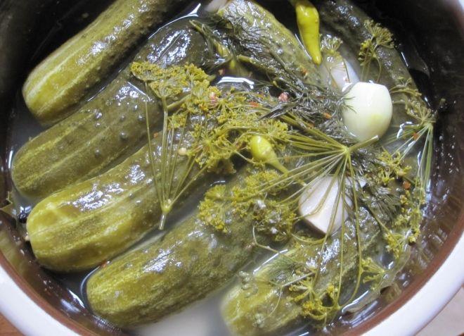Kovászos uborka/ káposzta | Gasztroangyal