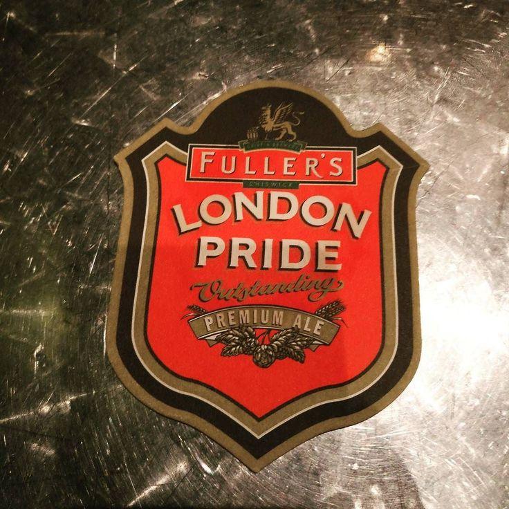 Fuller's London Prideis a English Pale Ale  #fullerhouse #fuller #beer #beer #plae #ale #drinks #drink