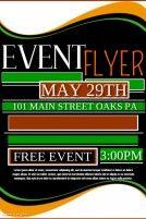 Event Flyers idea