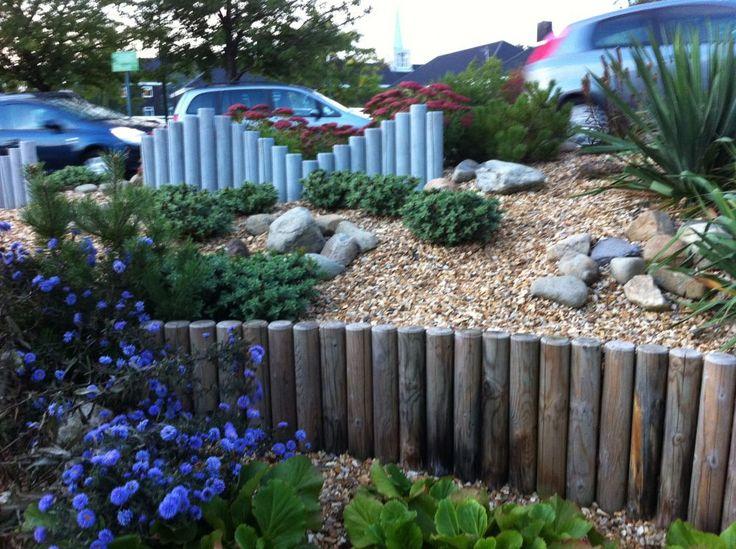 Landscaping Poles At East Midlands Conference Centre