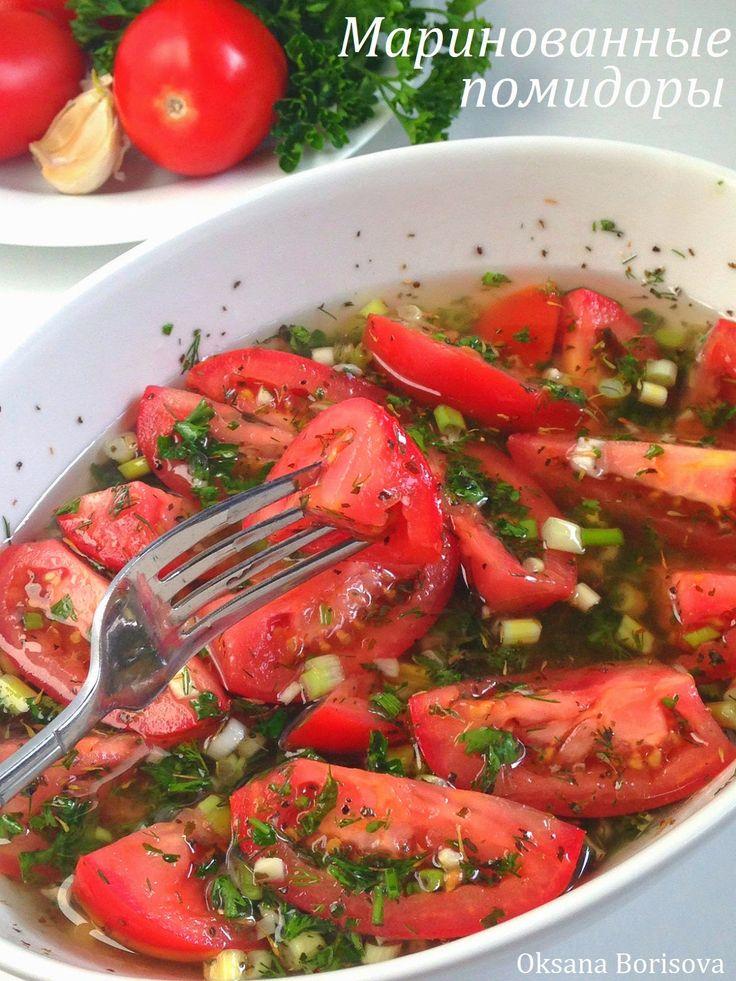 1 кг помидор 1 ст.л. соли 4 ст.л. сахара 50мл 6% уксуса 50мл растительного масла 1-2 шт красного сладкого перца 1 горький перец ...