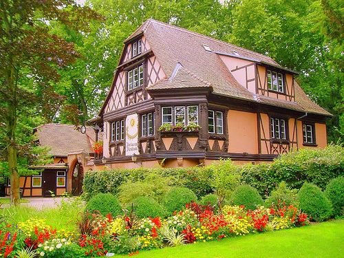 farmhouse in germany