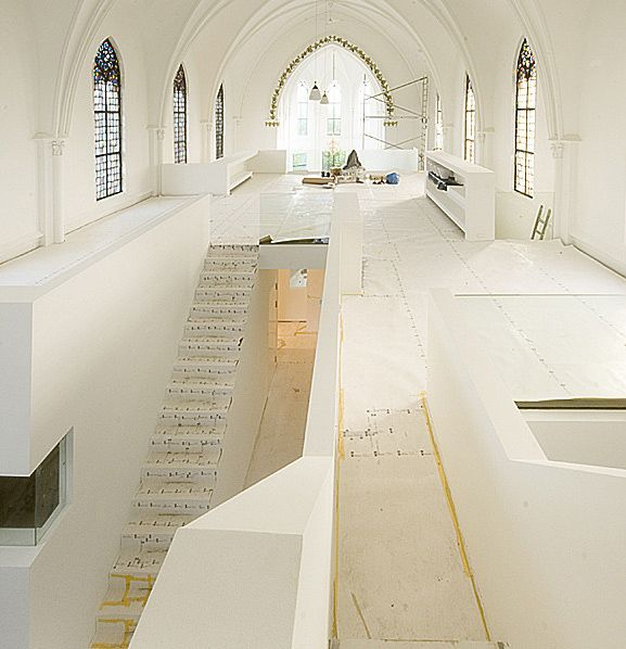 Church Renovation... Second Level For Youth Area Or Meeting Area Or  Something Else