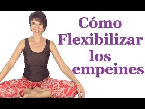 Cómo soltar las piernas y la espalda - Cómo mejorar el arabesque - YouTube