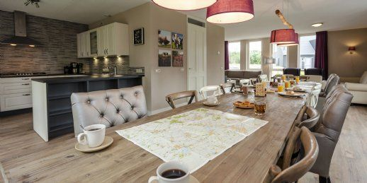 Landal GreenParks | Aelderholt vakantiehuis 16 personen (ook 12 personen) - Drenthe