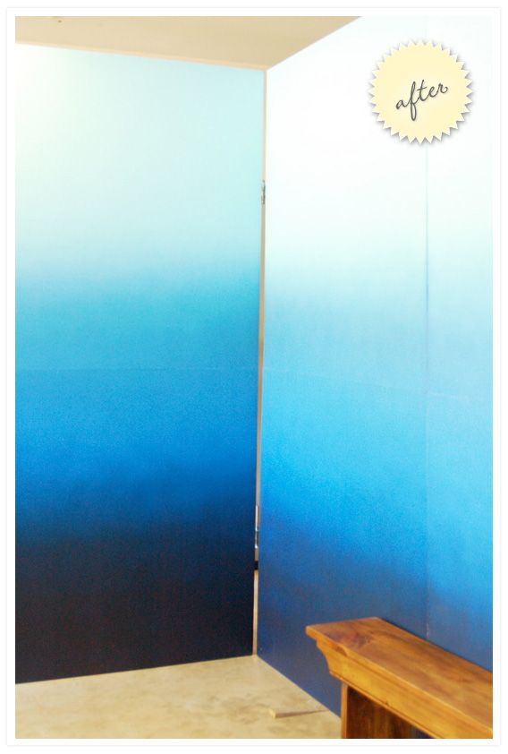 Google Image Result for http://wildinkpress.com/blog/wp-content/uploads/2012/05/ombrebooth_3.jpg, love this ombre wall!