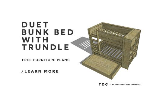 top 70 ideas about bunk bed plans on pinterest woodworking plans ana white and bunk bed plans. Black Bedroom Furniture Sets. Home Design Ideas