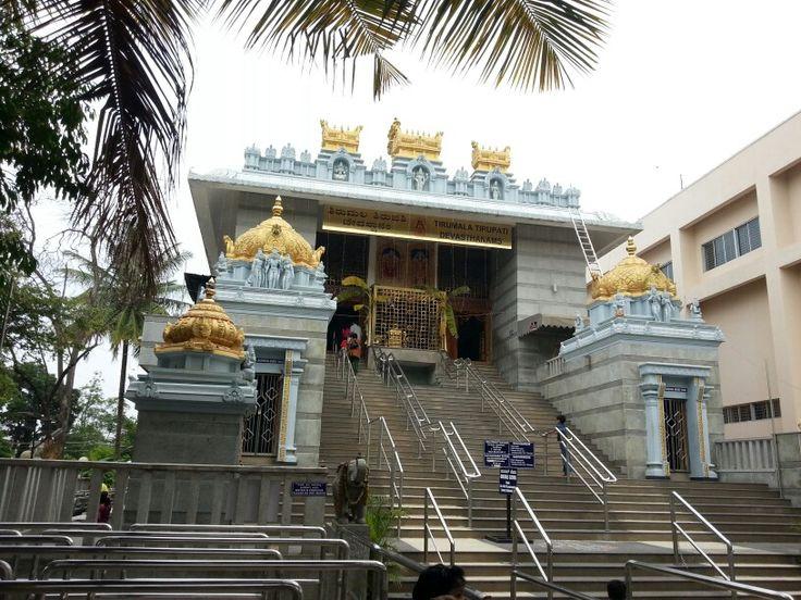 TTD Temple, Bangalore