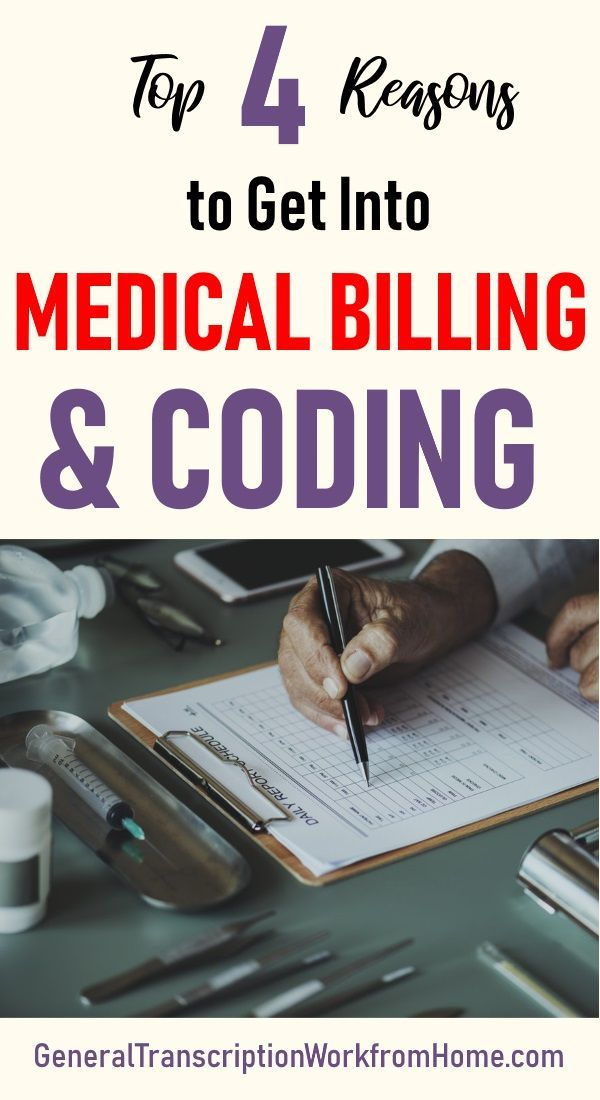 Top 6 Reasons To Get A Medical Billing And Coding Career Medical Billing Coding Medical Billing Billing Coding