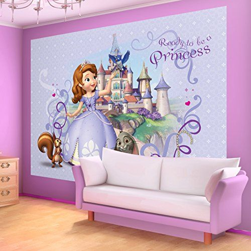Disney Sofia the First Wallpaper Mural | Sofia The First Shop
