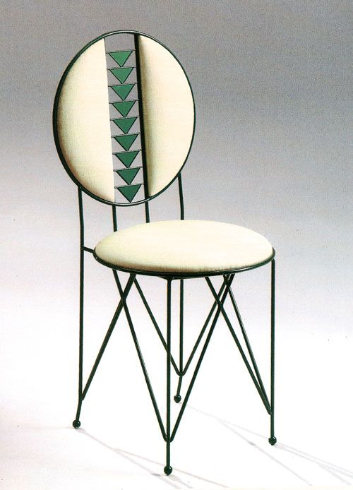 frank lloyd wright - obsessively anti-interior designer, he insisted on designing every ugly chair, every utensil to be used in a flw home