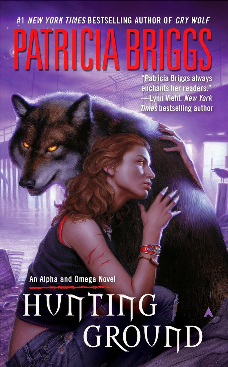Sarah's Reviews: First Chapter Of Hunting Ground (alpha And Omega,