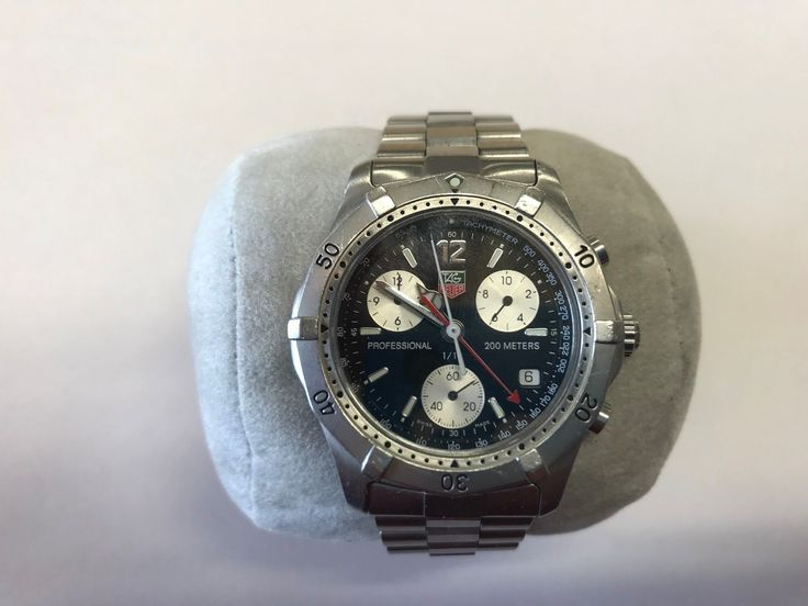 TAG HEUER AQUARACER Chronograph Watch for men, CK1110-0, BLACK