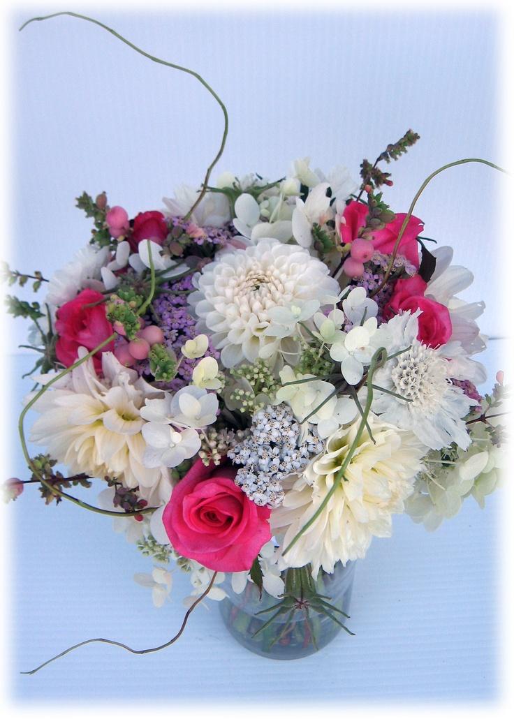 August bridal bouquets on pinterest dahlias bride bouquets and
