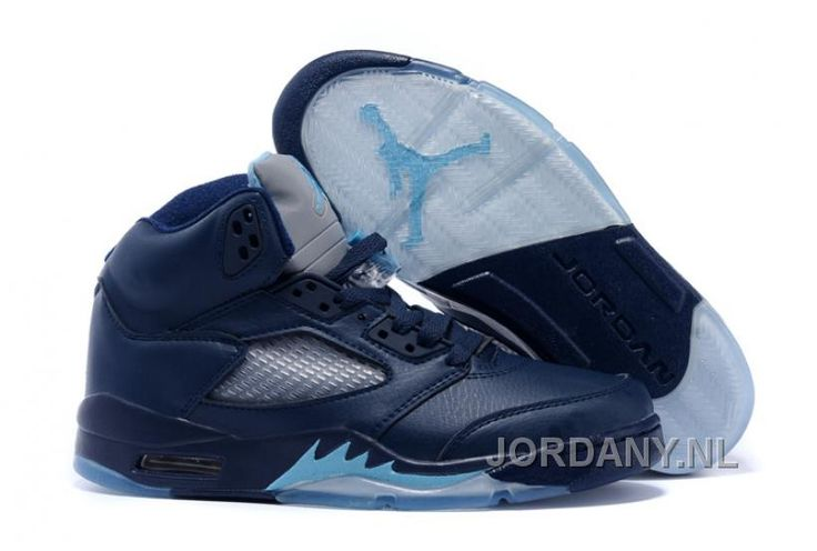 "http://www.jordany.nl/2016-air-jordans-5-hornets-midnight-navy-turquoise-bluewhite-for-sale.html 2016 AIR JORDANS 5 ""HORNETS"" MIDNIGHT NAVY/TURQUOISE BLUE-WHITE FOR SALE Only 77,64€ , Free Shipping!"