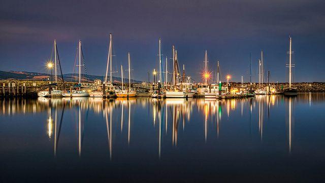 Apollo Bay marina | Flickr - Photo Sharing by @Yves Paul Scherer Carmona #GreatOceanRoad #ApolloBay
