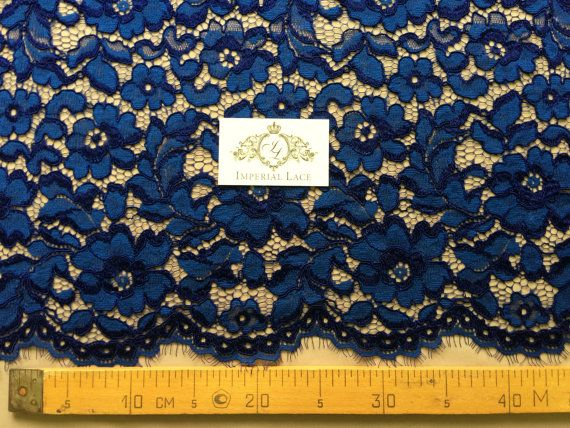 Article : L449481 Width: 140 cm / 55.1 inch listed for one meter 100 cm / 39.4 inch Colour: blue Style: French    Soft and romantic. Perfect for dress, tops, skirts and other clothing. Very stunning and elegant!  Limited stock.  * Wholesale acceptable!  We ship worldwide via Priority mail (Latvijas Pasts) from Latvia (EU). All orders have tracking number and are well trackable in most countries. Delivery time to USA approx. 2 weeks and all order are well trackable by USPS.com  *** W...