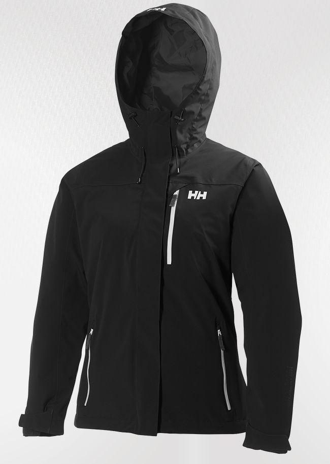 Helly Hansenin Stanley Park -takki pitää vesi- ja räntäsateen loitolla. Suositushinta 225,00 euroa #hellyhansen