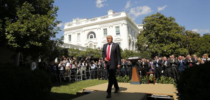 """Trump's """"America First"""" is America the Small 