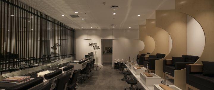 Akis spa by studio mkz sydney australia beauty health for Sydney salon
