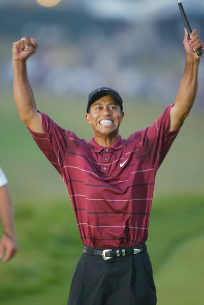 Tiger Woods Stunned During Press Conference Tiger Woods Golf
