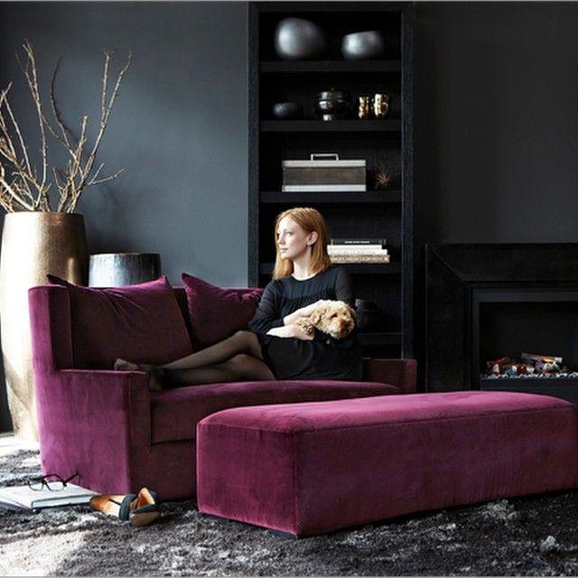 ShareIG Sniktitt på nye East Duo. Daybed, sofa, diiiger stol med ...