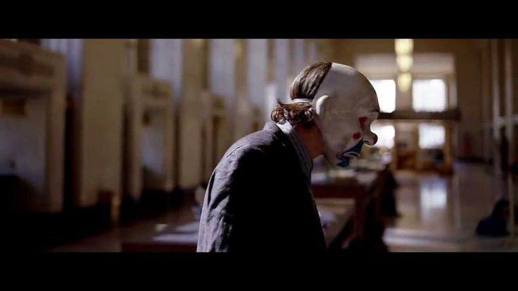 The Dark Knight. Réal: Christopher Nolan.