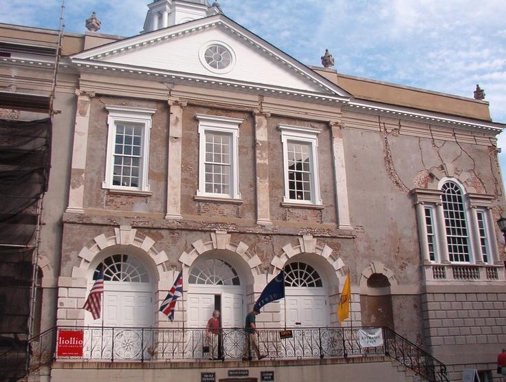 Charleston, 2004